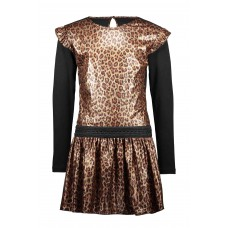 B.Nosy Jurk Leopard Leather Y008-5882