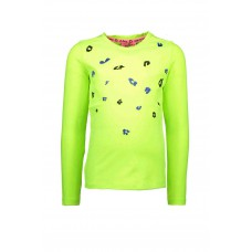 B.Nosy Shirt Lime Y908-5423