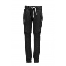 B.Nosy Broek Black Washed Denim Y908-6610
