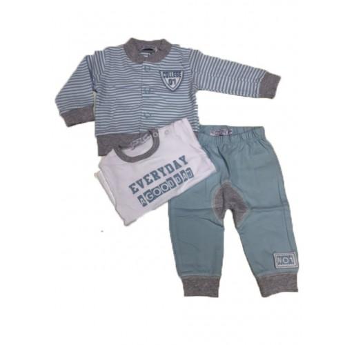 Babykleding Jongen.Dirkje Babykleding Setje College Baby Jongen Zomer 2016 31u 21061