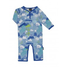 Graphic baby 'Bendix' suit