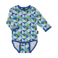 Graphic baby 'berg' body
