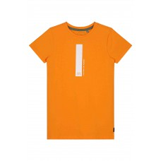 Levv Fabio Shirt Flame Orange