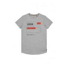 Levv Falco Shirt Grey Melee