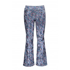 Moodstreet Broek Flower Soft Blue M012-5680