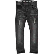 Quapi Timon Jeans Dark Grey
