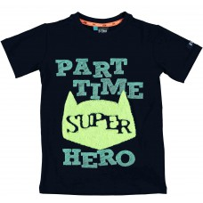 B'Chill Finn Shirt navy hero
