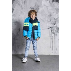 B.Nosy Winterjas Bright Blue Y907-6202