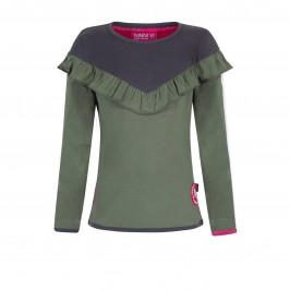 Ninni Vi Shirt Army Green
