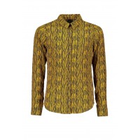NoBell Blouse Yellow Gold Q008-3100
