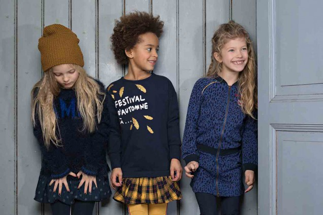 No No Kinderkleding.Nono Kinderkleding Wintercollectie 2018