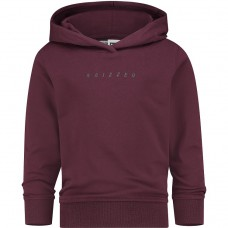Raizzed Hoodie New Castle Maroon Red