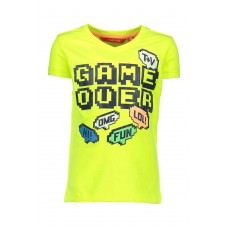 Tygo & Vito Shirt Game Over X803-6416
