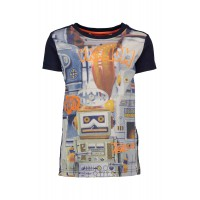 Tygo & Vito Shirt Digital Robot X803-6422